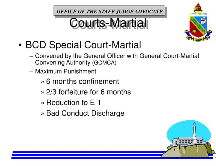 Courts-Martial