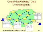 connection oriented data communications1