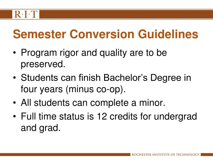 Semester conversion guidelines1