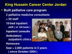 king hussein cancer center jordan1