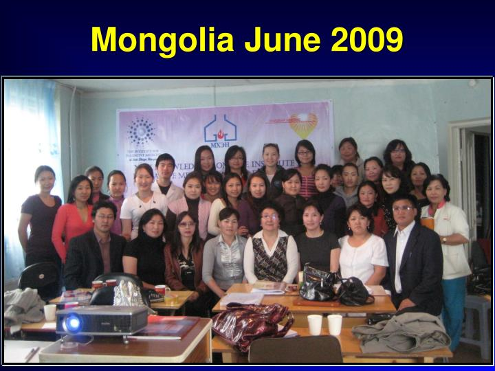 Mongolia June 2009