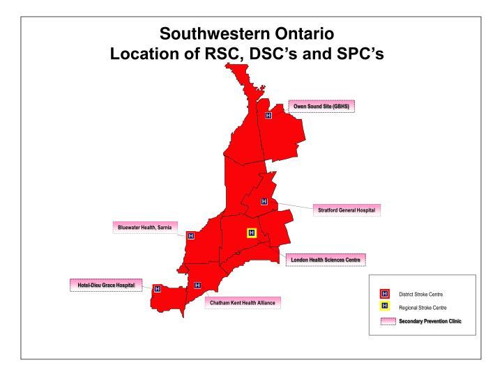 Southwestern Ontario