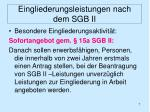 eingliederungsleistungen nach dem sgb ii6