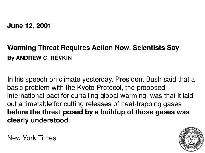 June 12, 2001