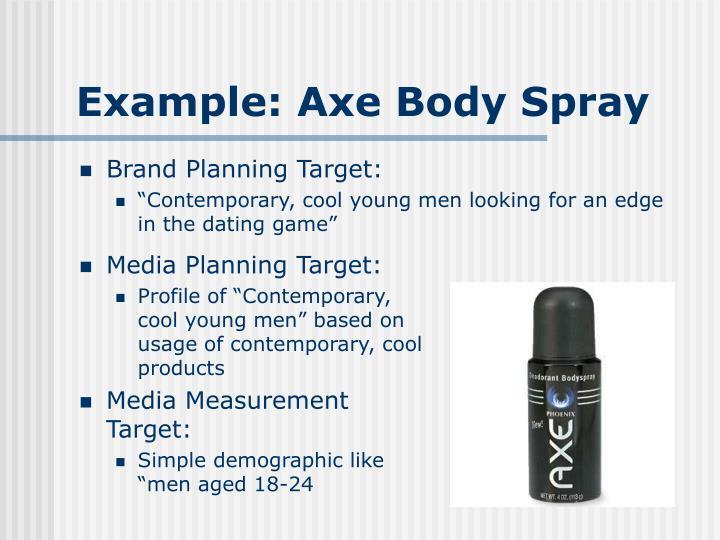 Brand Planning Target: