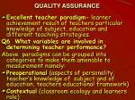 quality assurance8
