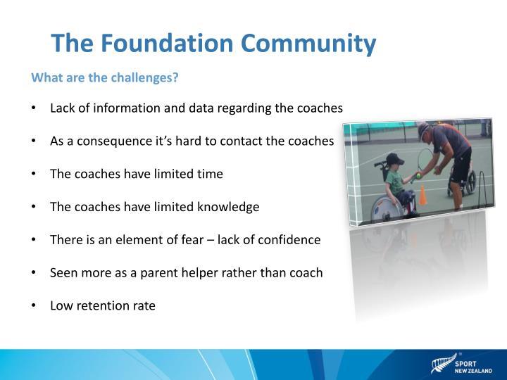 The Foundation Community