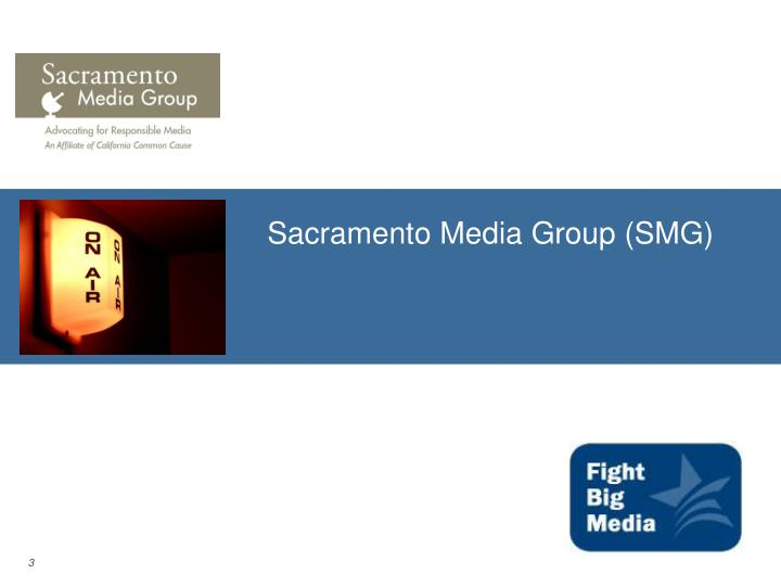 Sacramento Media Group (SMG)