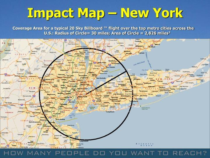 Impact Map – New York