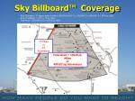 sky billboard coverage