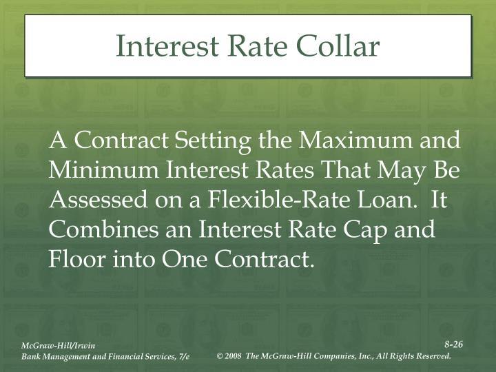 Interest Rate Collar