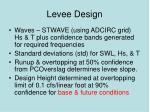 levee design1