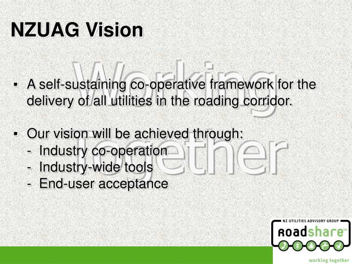 NZUAG Vision