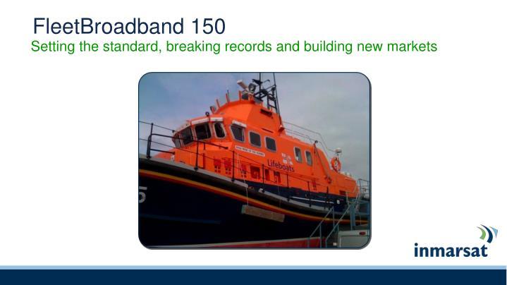 FleetBroadband 150