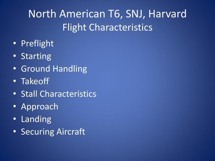 North American T6, SNJ, Harvard