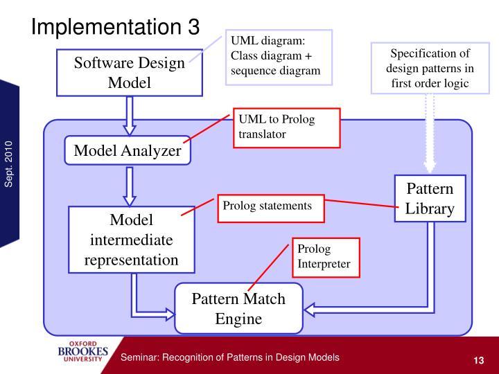UML to Prolog translator