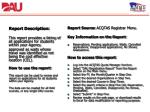 3 dau registration report