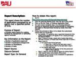 9 department of defense application statistics