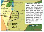 edom map1