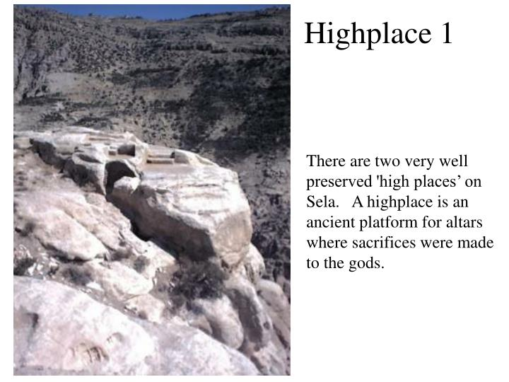 Highplace 1