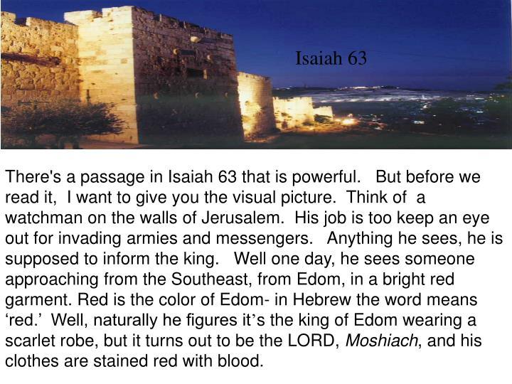Isaiah 63