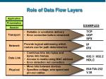 role of data flow layers