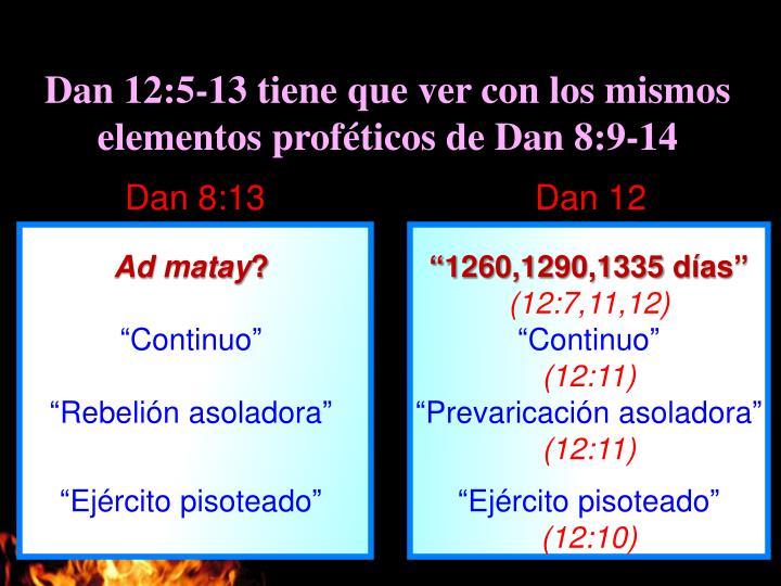 Dan 12:5-13