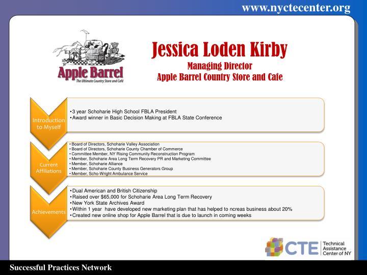Jessica Loden Kirby