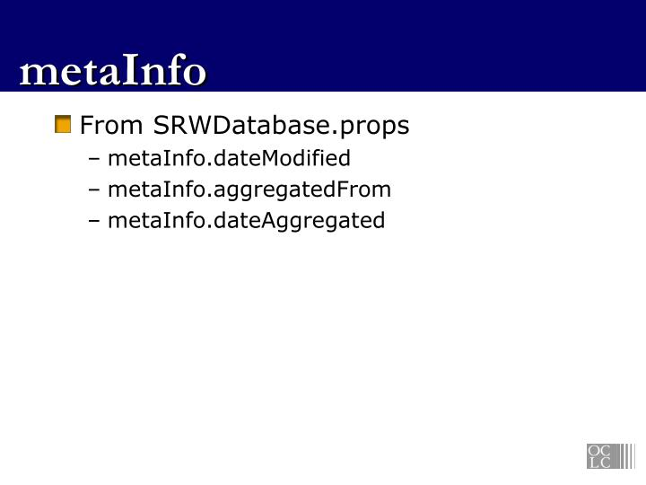metaInfo