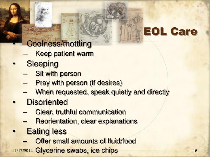 EOL Care