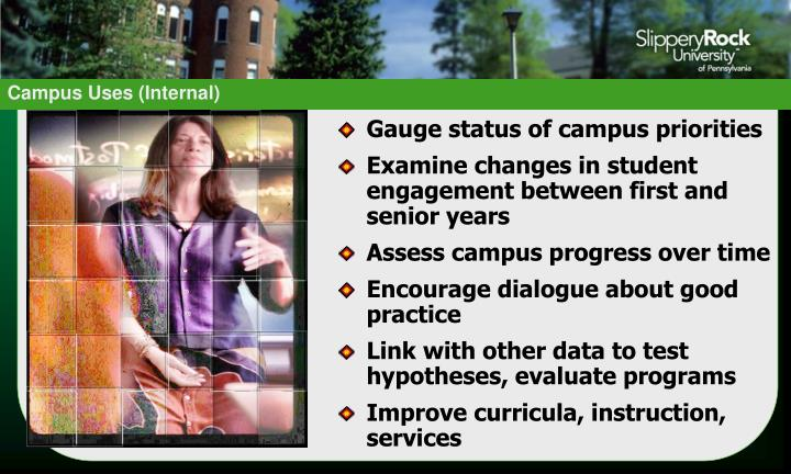 Campus Uses (Internal)