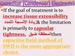 capacitor condenser electrodes1