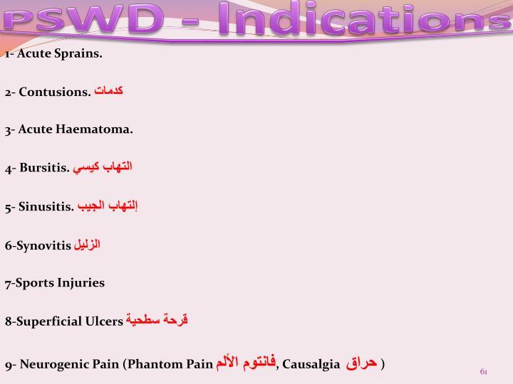 PSWD -