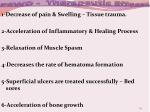 pswd therapeutic effects