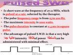 pulsed swd1