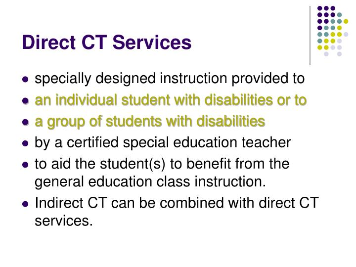 Direct CT Services