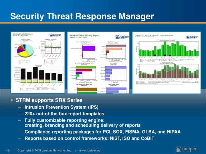Security Threat Response Manager