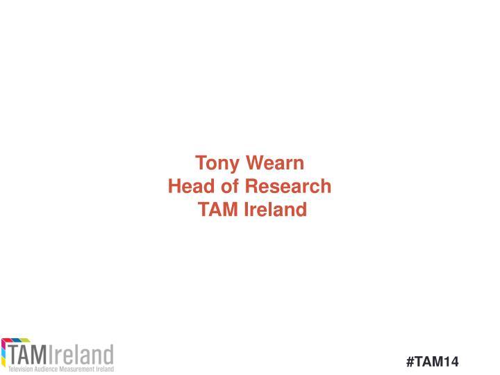 Tony Wearn