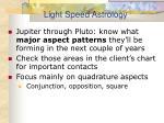 light speed astrology11