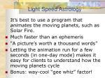 light speed astrology2
