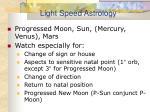 light speed astrology27