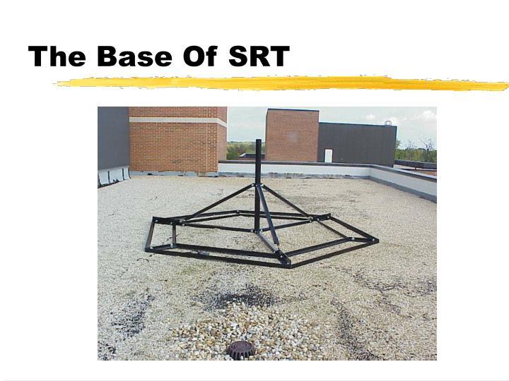The Base Of SRT