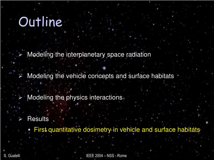 Modeling the interplanetary space radiation