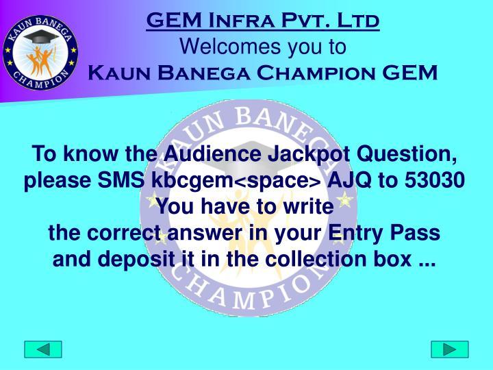 GEM Infra Pvt. Ltd