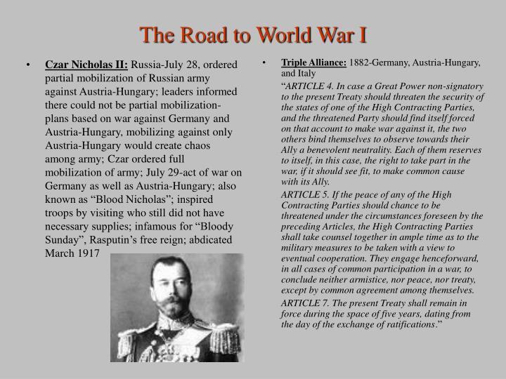Czar Nicholas II: