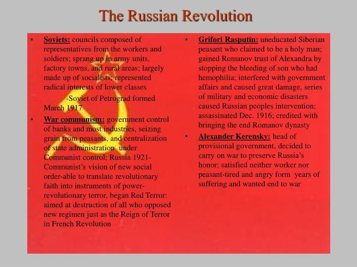Soviets: