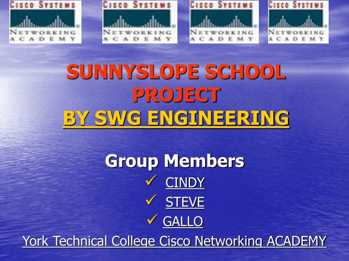 Sunnyslope school project by swg engineering