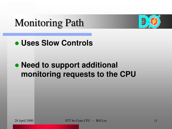 Monitoring Path