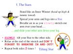 1 the stars
