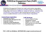 forcenet engagement pack fnep definition